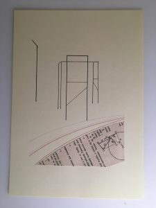 Nowy Port, drawing, sketch, Urb, Cultural, Planning